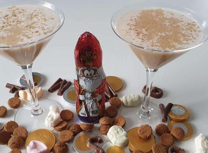 Sinterklaas cocktails